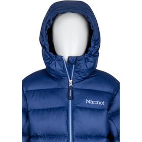 """Marmot Girls Guides Down Hoody Jacket Arctic Navy"""